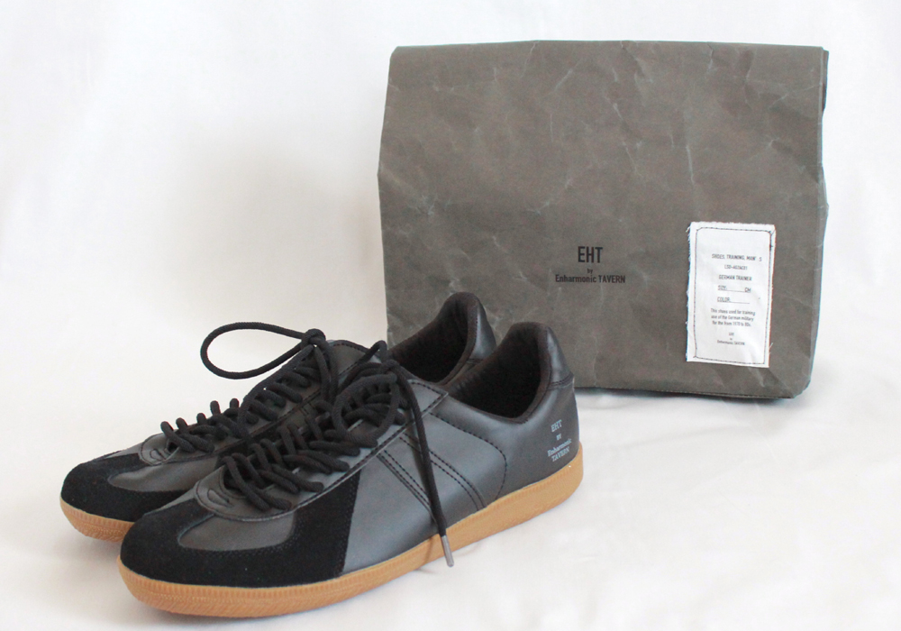 EHT German Trainer -Black