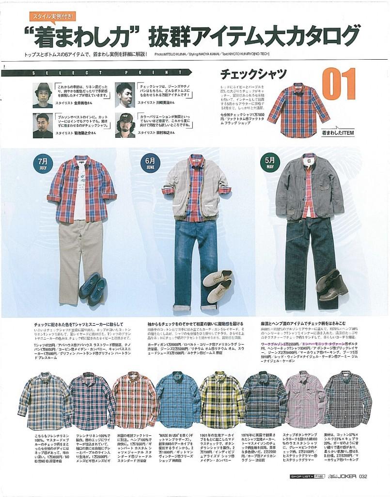 Men's JOKER6 issue TAVERN1