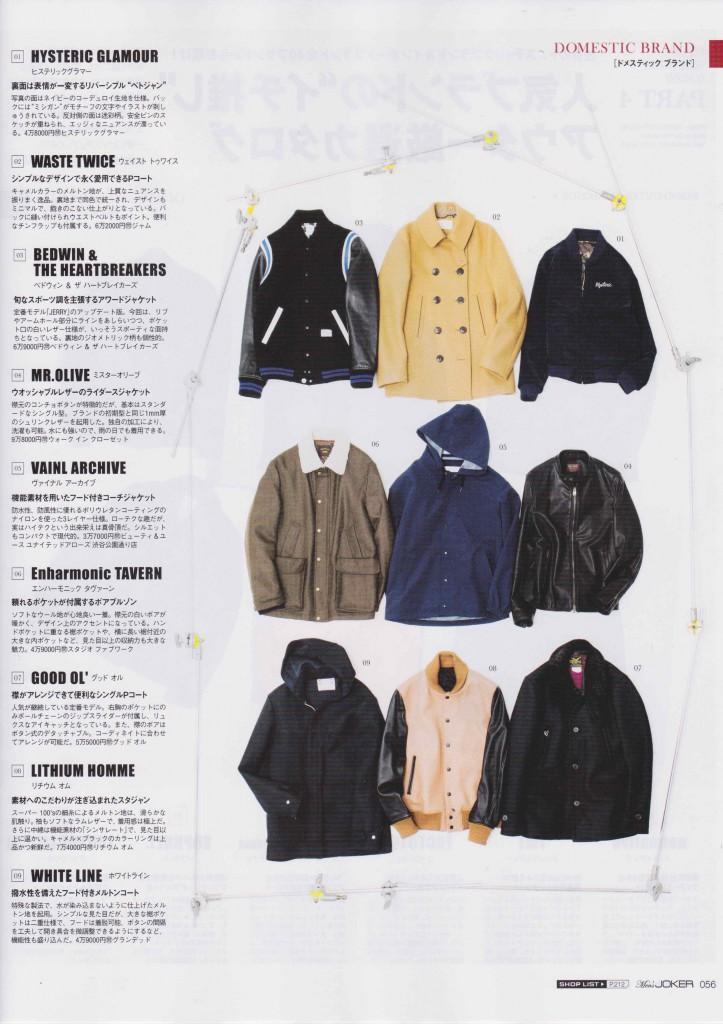 Men's JOKER 11 issue TAVERN1