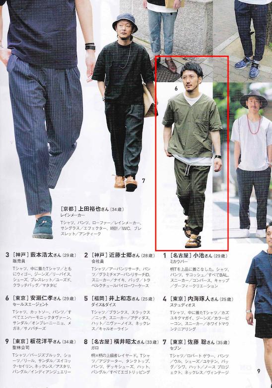 Men's JOKER 8 issue TAVERN1